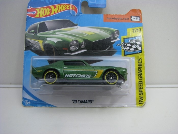 Camaro Hotchkis Green Hot Wheels Speed Graphics-2018-FJW47